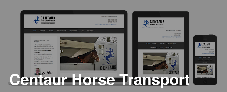 Centaur Horse Transport