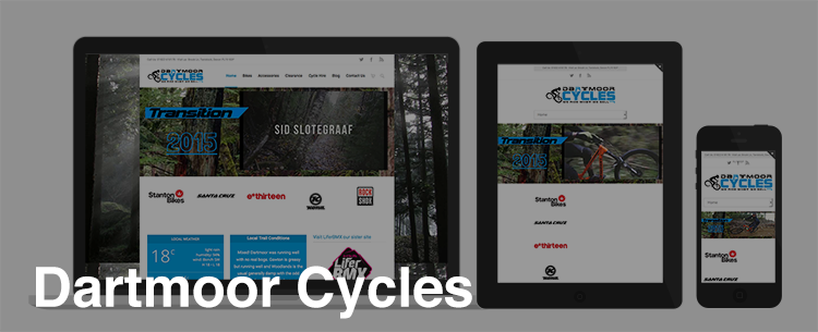 dartmoor cycles