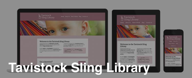 Tavistock Sling Library